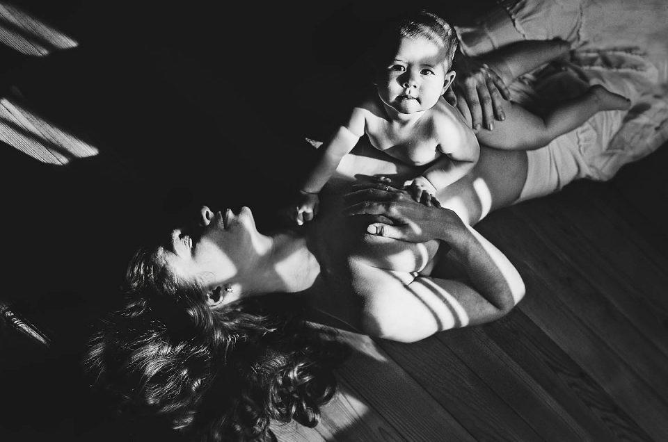 Черно-белая фотография
