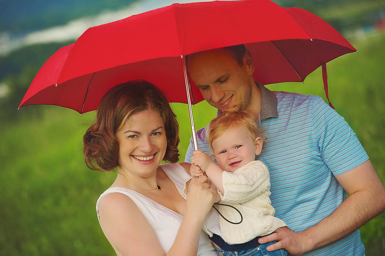 Маша, Аня и Илья