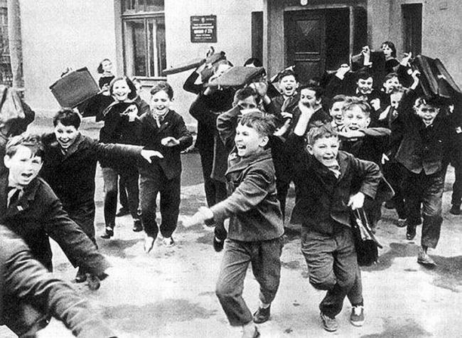 Советские детские кадры